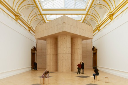 Sensing Spaces: Architecture Reimagined at the Royal Academy